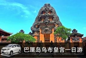 巴厘岛自由行 象窟 乌布皇宫 圣猴森林 中/英文司机 包车一日游